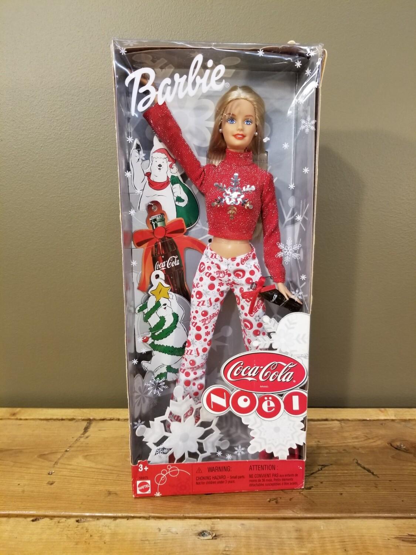 Barbie- Coca-Cola Christmas