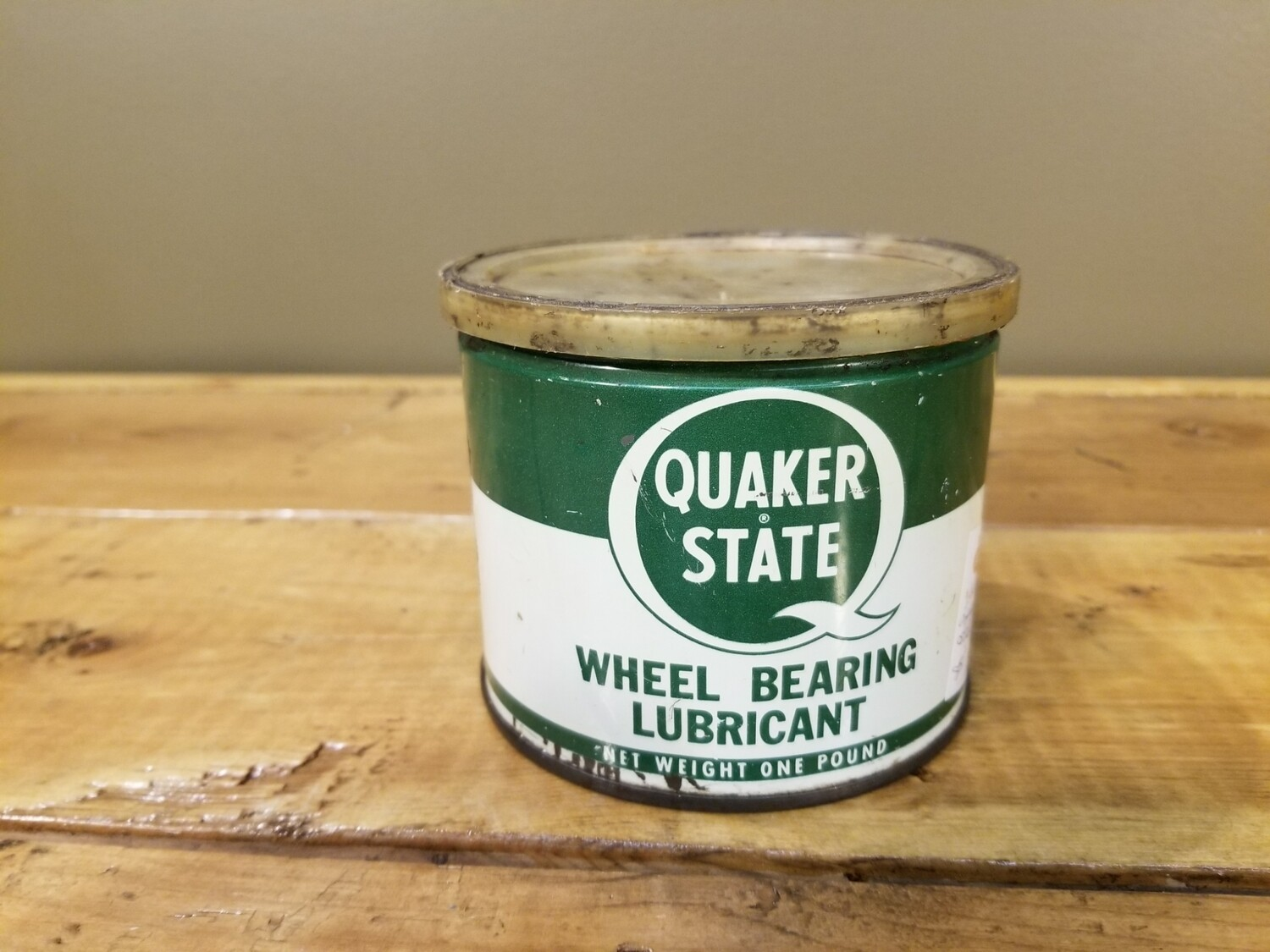 Quaker State- Wheel Bearing Lubricant- Opened