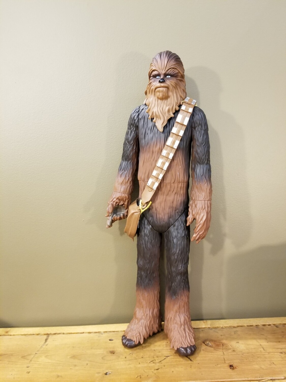 Chewbacca Figure