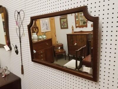 Antique Mirror- Refinished