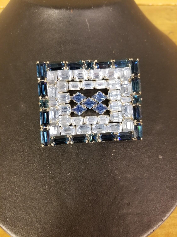 Sherman Pin- Blue