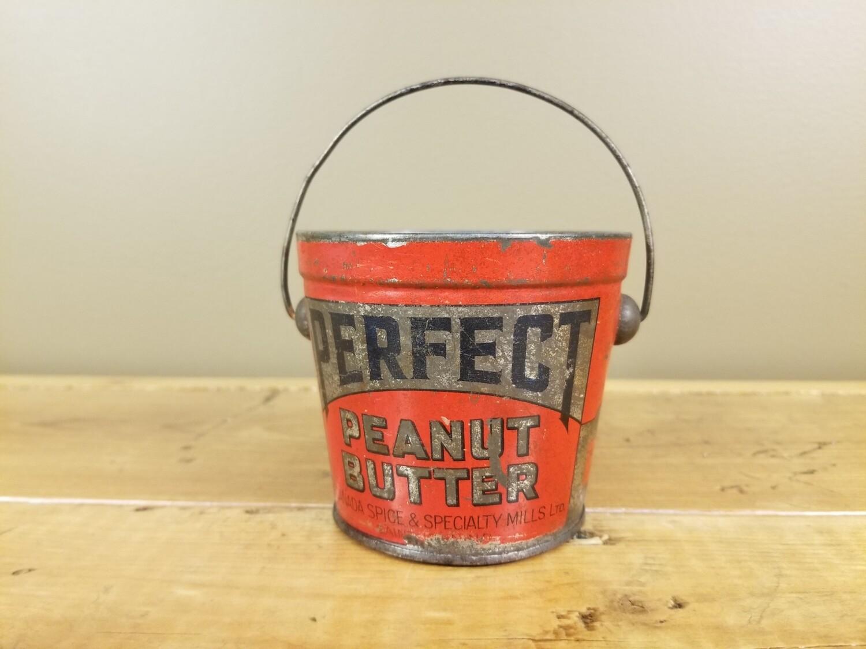 Peanut Butter Tin