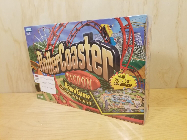 RollerCoaster Tycoon Board Game