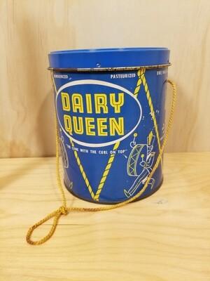 Dairy Queen- Waxed Carton