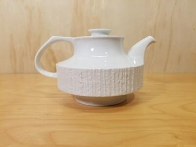 Thomas/Rosenthal Arcta White Teapot