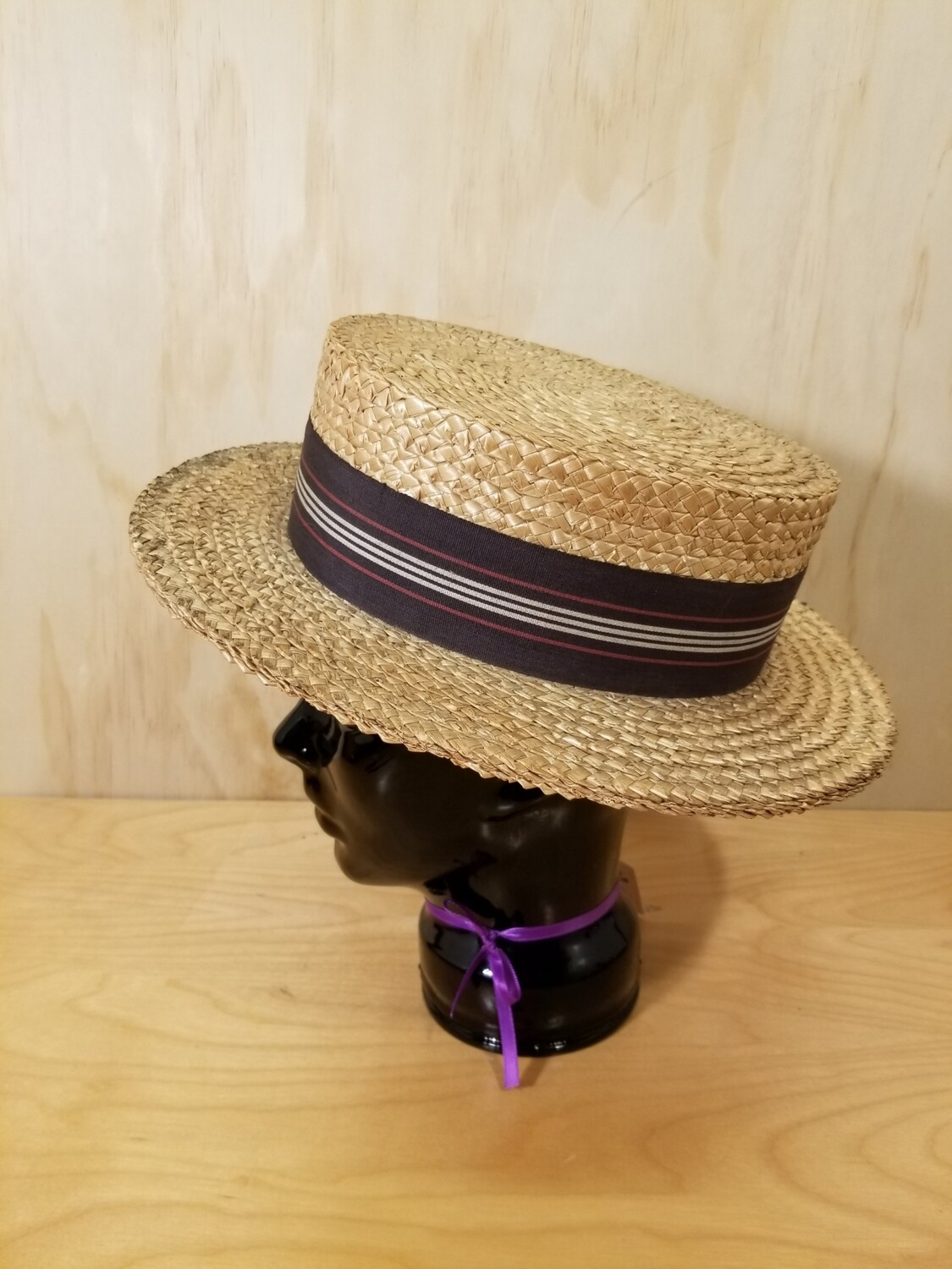 Straw Boaters Hat