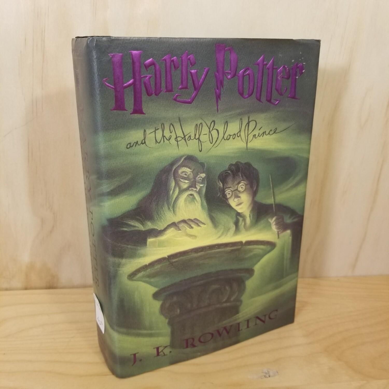 Harry Potter- Half-Blood Prince-1st Edition US