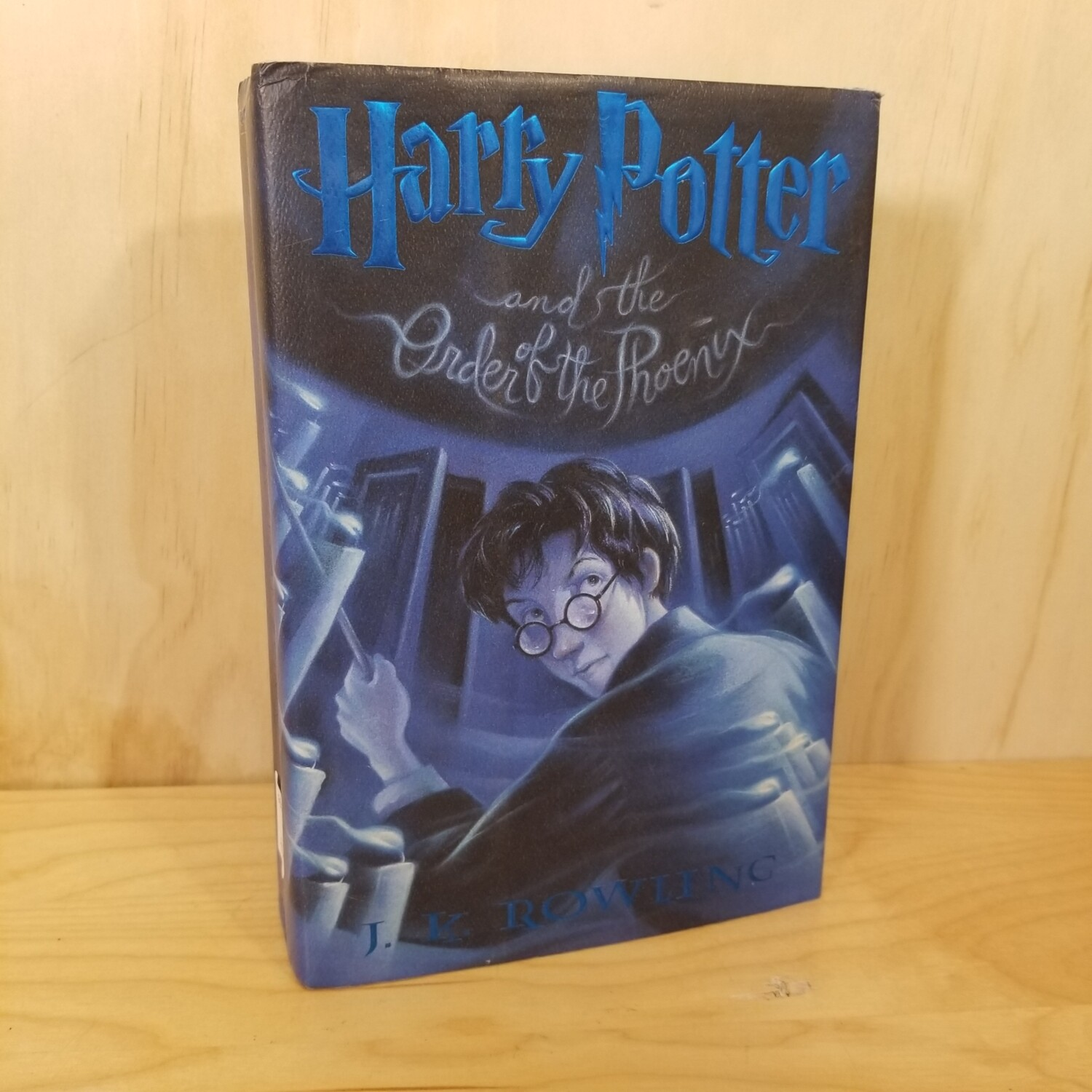 Harry Potter- Order of the Phoenix-1st Edition US