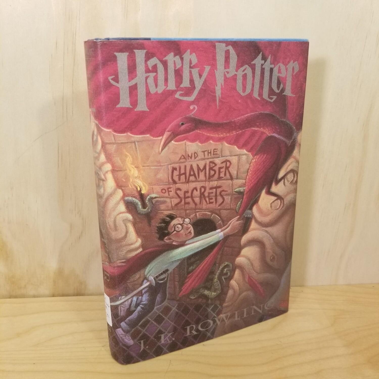 Harry Potter- Chamber of Secrets- 1st Edition