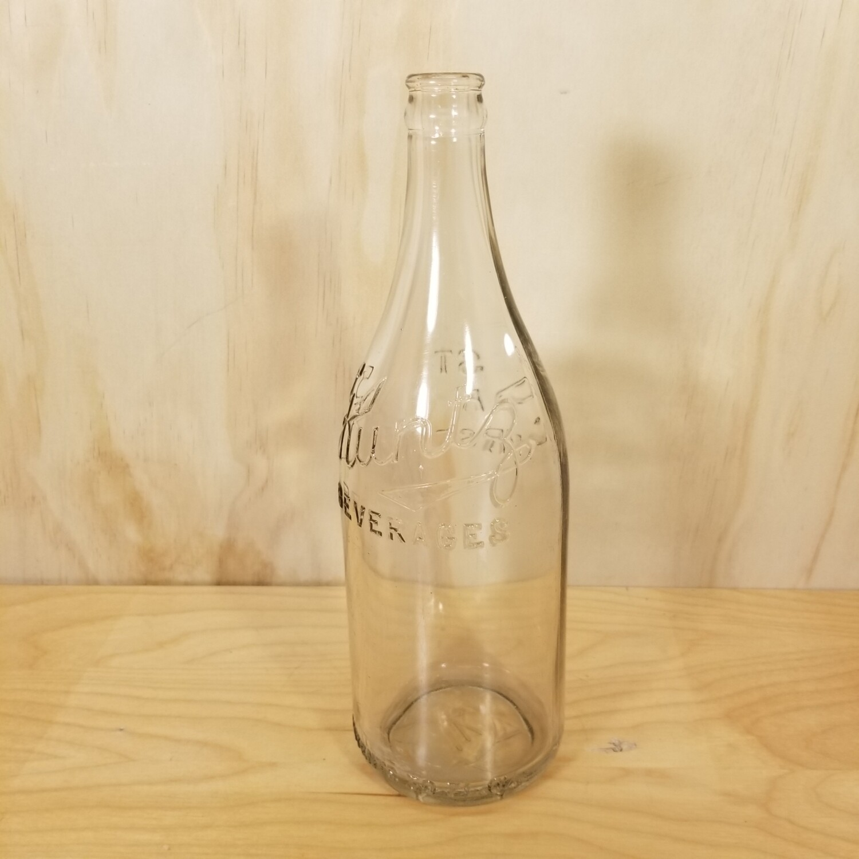 Large Kuntz Beverage Bottle