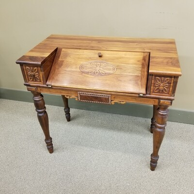 Walnut Spinet Desk