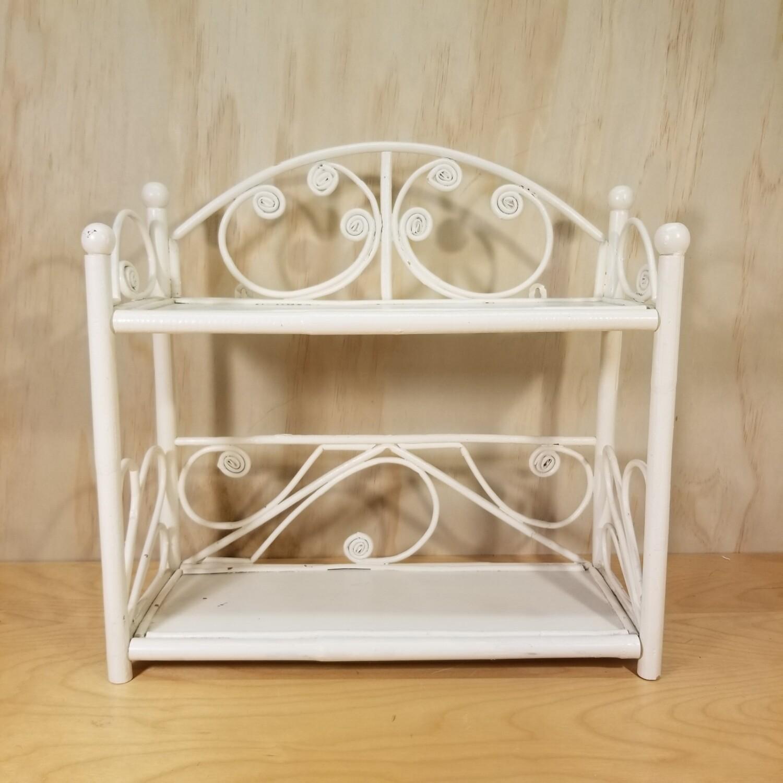 Wicker Shelf
