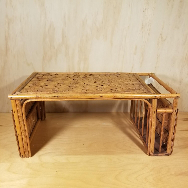 Wicker Bed Breakfast/ Lunch Tray