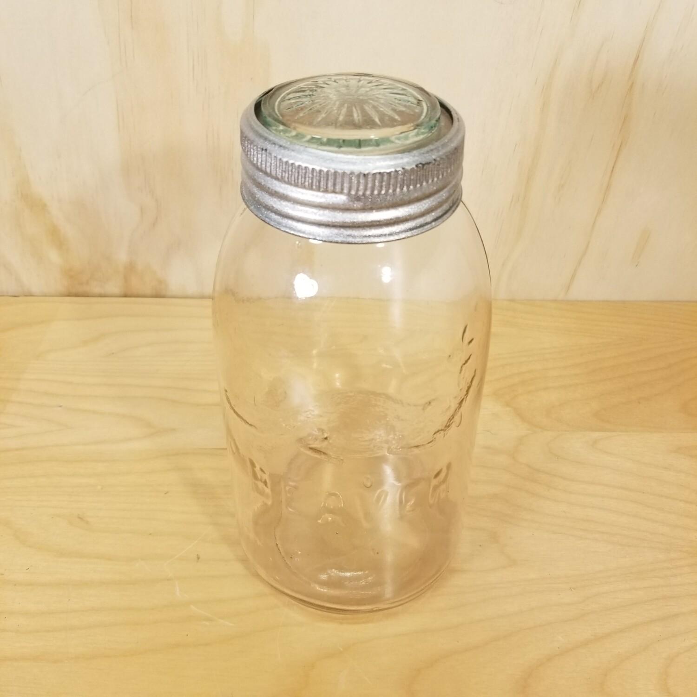 Beaver Jar