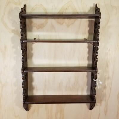 Hanging Wood Shelf