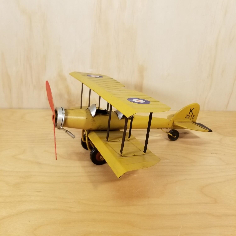 Avro Tutor Bioplane K3215