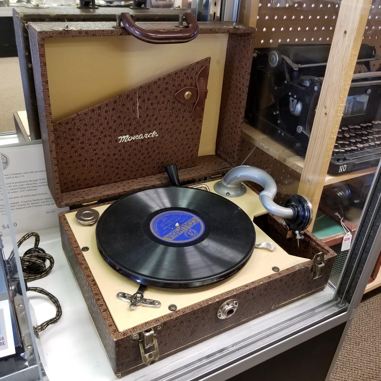 1920/30's Suitcase Gramaphone