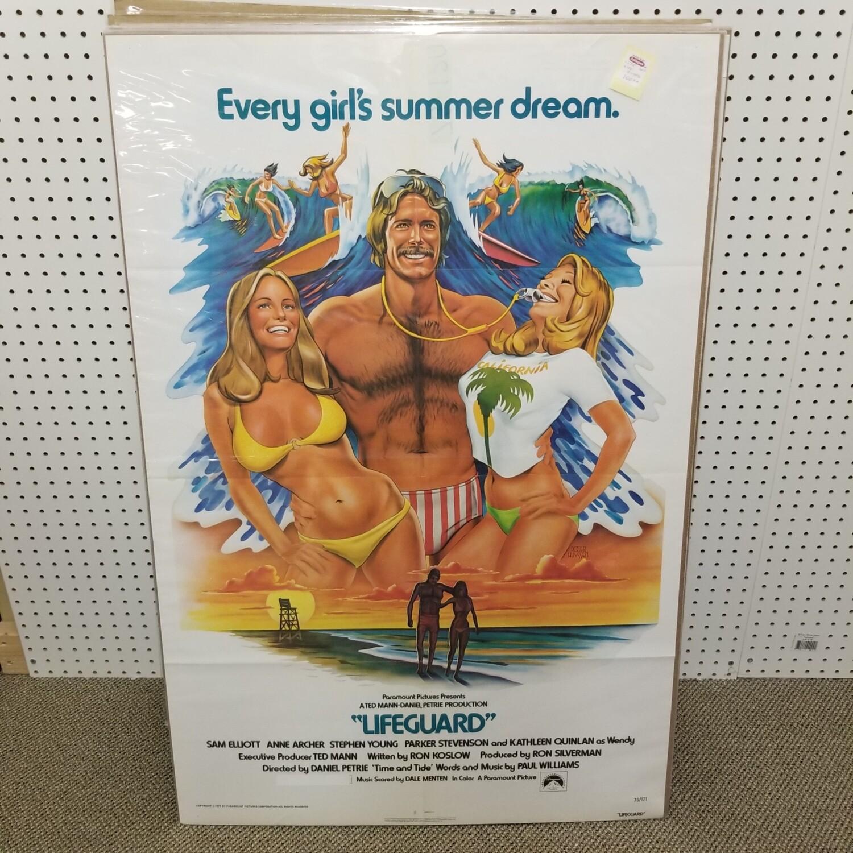 Lifegaurd Poster