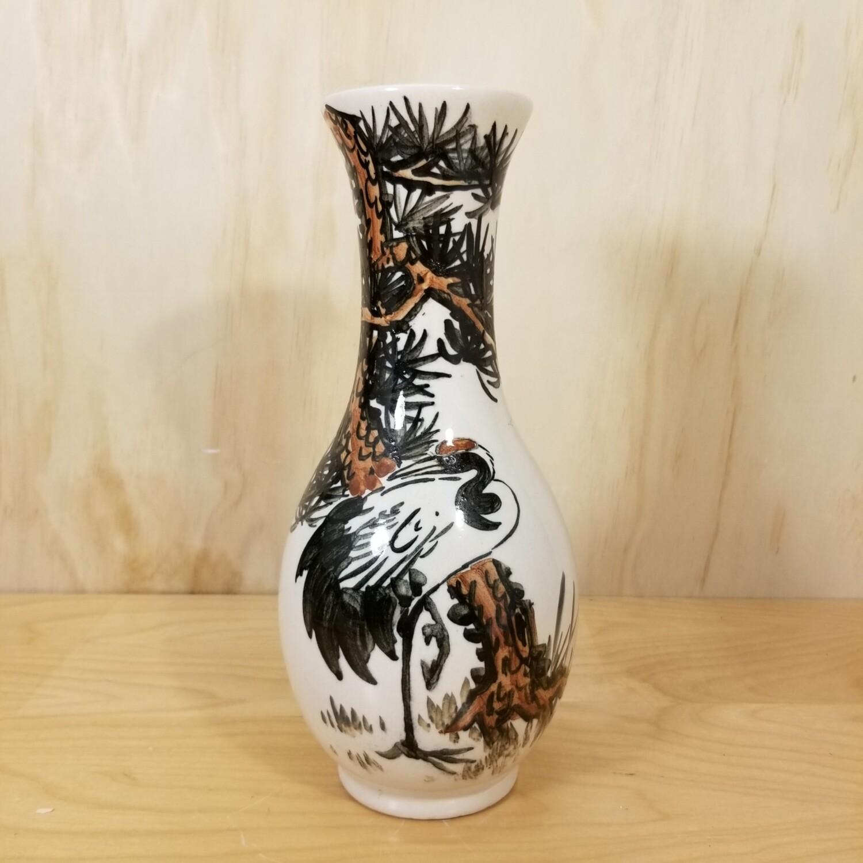 Vase Black Ink