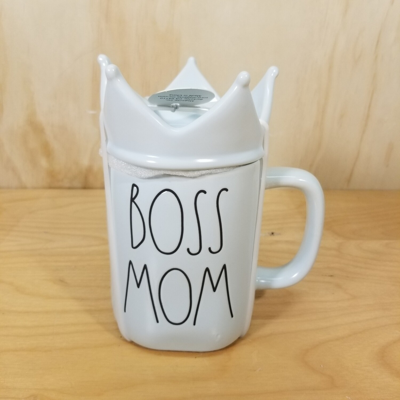 Rae Dunn - Boss Mom