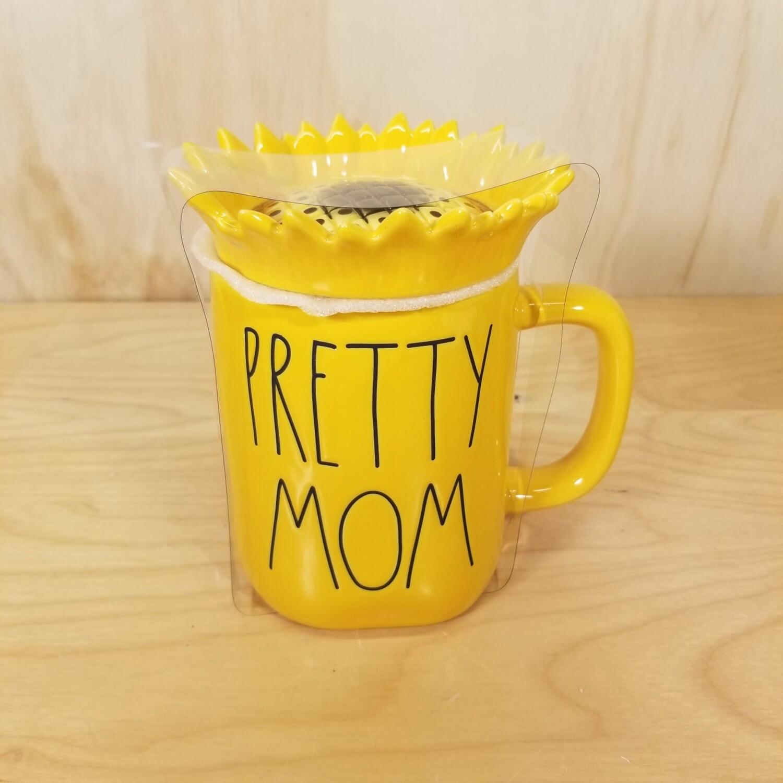 Rae Dunn Mug - Pretty Mom