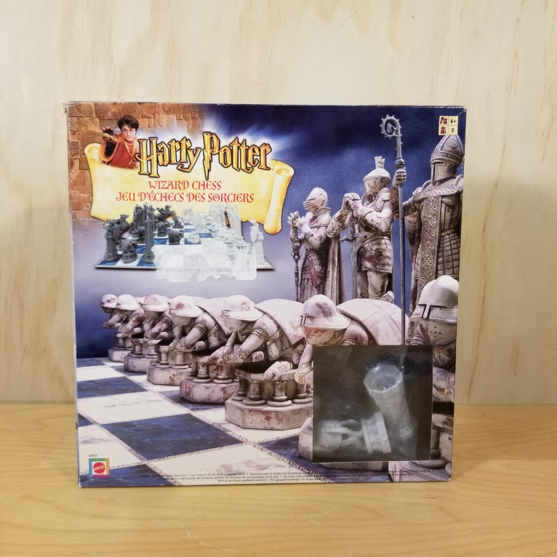Harry Pottery Wizard Chess - 2002