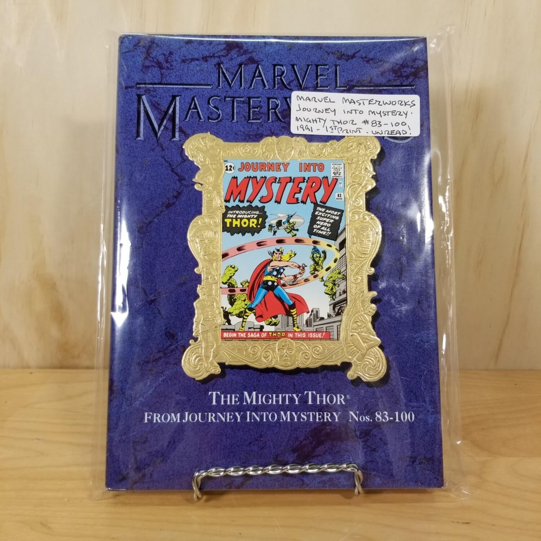 Marvel Masterworks: The Mighty Thor