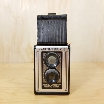 Vintage Spartus Full-VUE