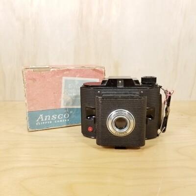 Vintage ANSCO Clipper Camera