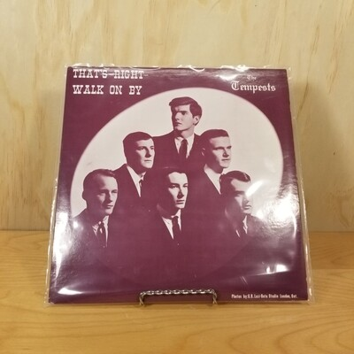 The Tempests - That's Right Walk on By