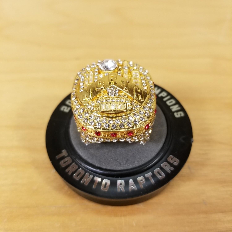 Toronto Raptors Replica Ring