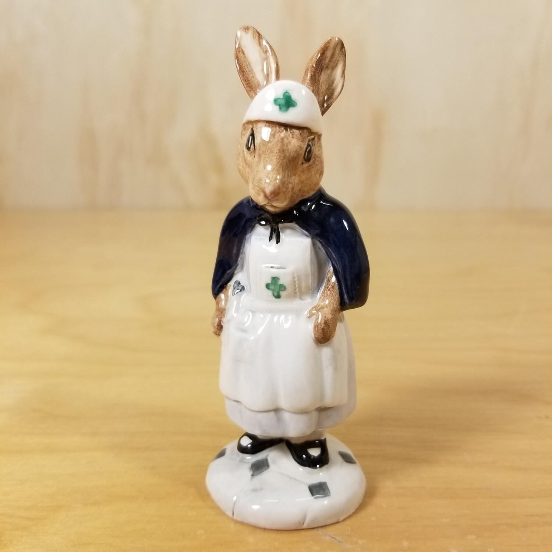 Bunnykins Nurse