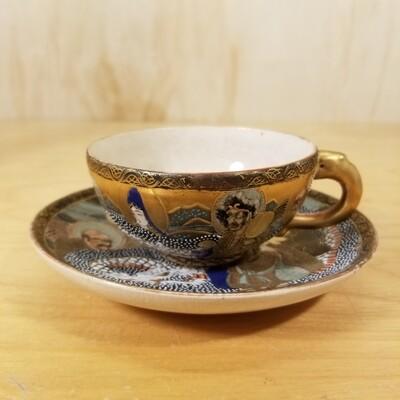 Jatsuma Cup and Saucer