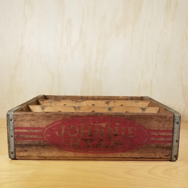 Wooden Johnnie Ryan Pop Crate
