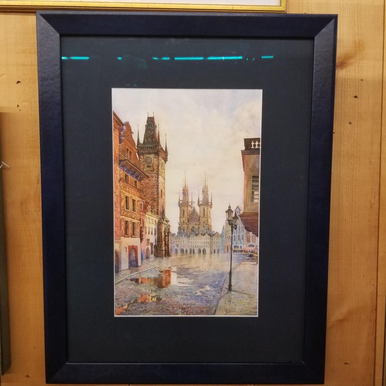 Gamovich Watercolour