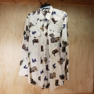 Resistol Western Shirt
