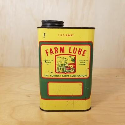 Farm Lube Tin