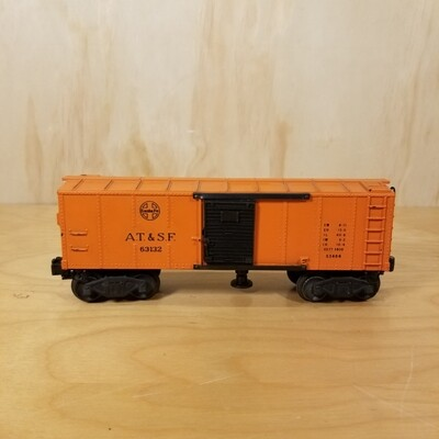 Lionel A.T. & S.F. Operating Car