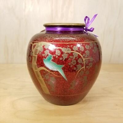 Red Ware Vase