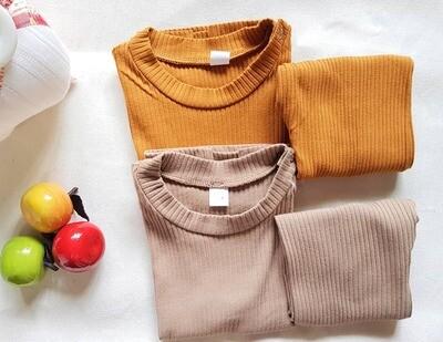 Cotton Pajama Coordinates