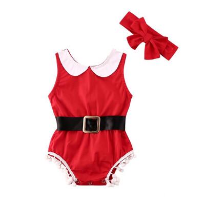 Baby Santa | CB Christmas Onesie