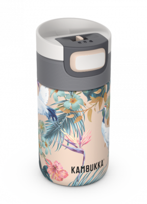 Termokruus Kambukka Etna 300 ml, paradiisi lilled, 11-01013