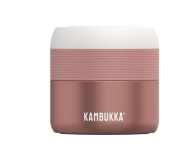 Toidupurk Kambukka Bora 400 ml, Misty Rose, 11-06004