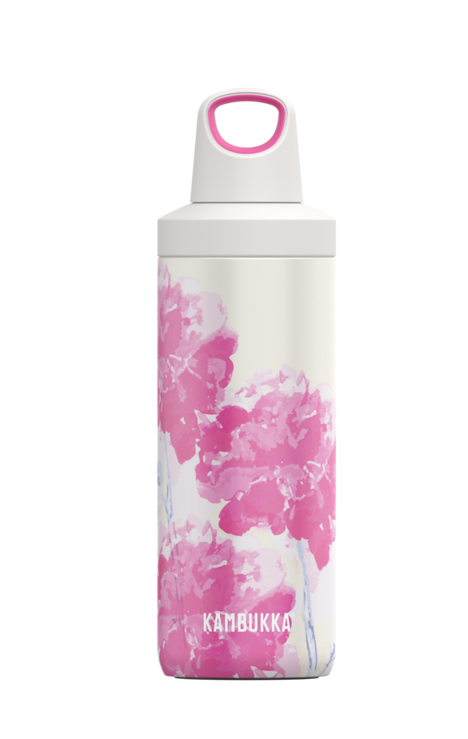 Veepudel Kambukka Reno Insulated 500 ml, Pink Blossom, 11-05012