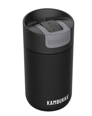 Termokruus Kambukka Olympus 300 ml, Jet Black, 11-02010