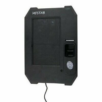 Mantra AEBAS - AADHAAR enabled Biometric attendance System - Mantra MFS Tab 3G