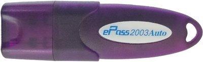 Auto ePass 2003 USB Token - Blank for Digital Signature [CSP v 2.0]