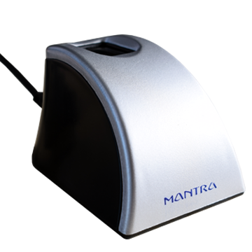 Mantra MFS 100 v5.4 USB Fingerprint Scanner