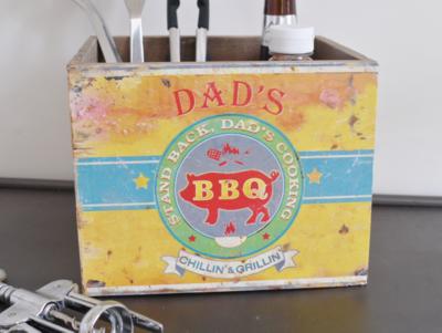 BBQ Storage Box