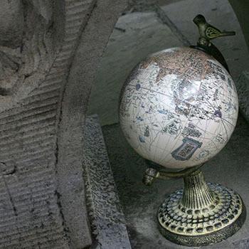 Fair Trade Explorer's Globe